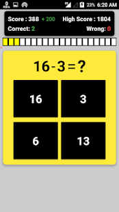 Math Games : Play Number Quiz - náhled