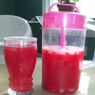 Cheesecake Factory's Raspberry Lemonade