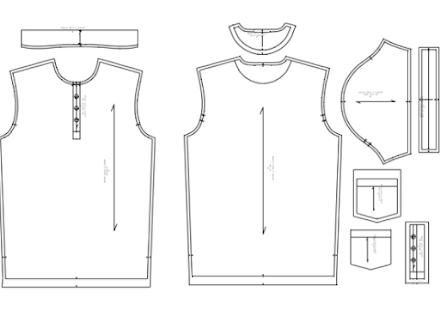 Design Ideas Pattern clothing - náhled