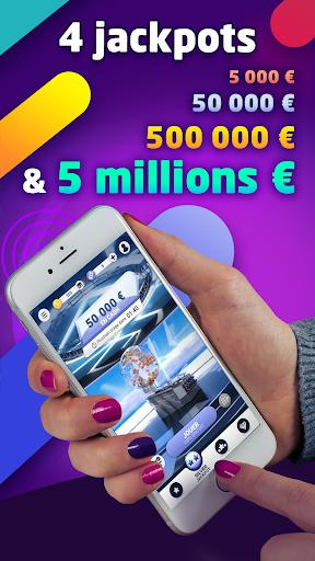 Télécharger Gratuit Bravospeed : loterie gratuite à 5M€ APK MOD (Astuce) screenshots 3