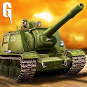 Real Tank Attack War 3D icon