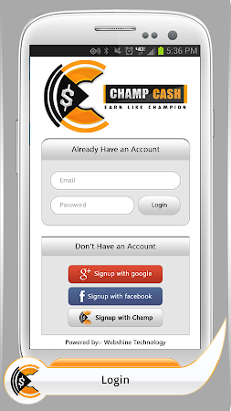 Champcash Earn Money Free 2.2.6 screenshot 278322