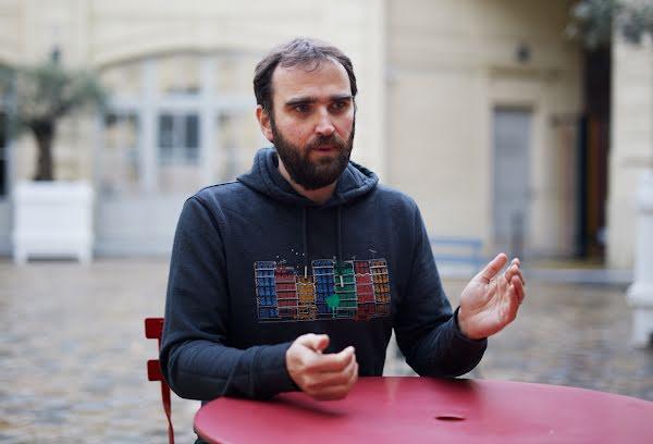 David Roger arbeitet bei Google in Paris