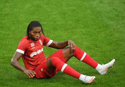 Antwerp FC zag in Kevah Rezaei de ideale back-up voor Dieumerci Mbokani