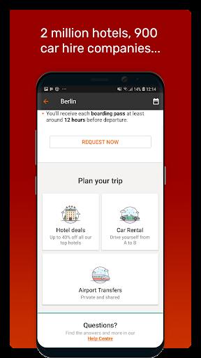 Opodo: Book cheap flights and travel deals 4.172.0 screenshots 7