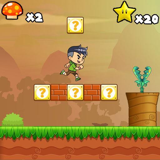 マリオのスーパーワールド 冒險 App LOGO-APP試玩