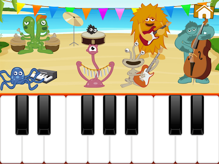 Kids Piano Melodies 3.0 screenshot 2083314
