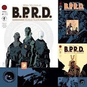 B.P.R.D.: Hollow Earth