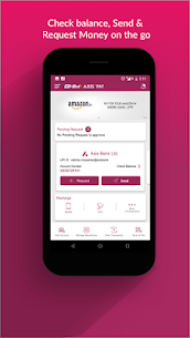 BHIM Axis Pay:UPI,Online Recharge & Money Transfer APK Download 5