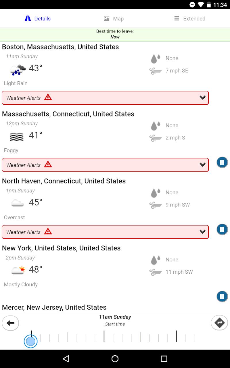 Highway Weather Screenshot 11