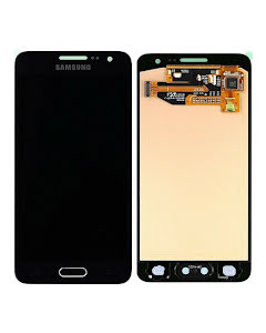 Galaxy A3 Display Digitizer black