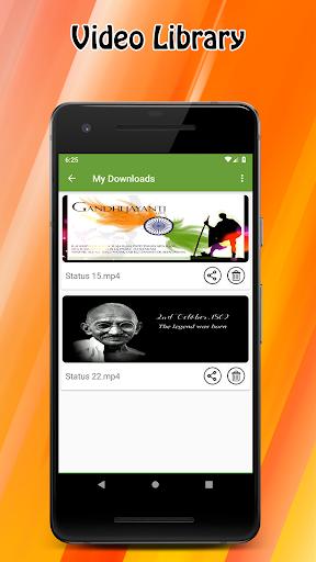 Gandhi Jayanti Video Status screenshot 4