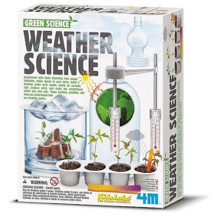 Väderforskning för barn