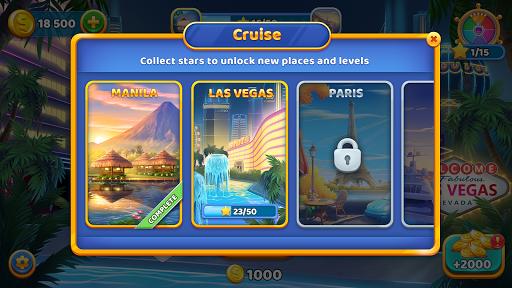 Solitaire Cruise Game screenshot 10
