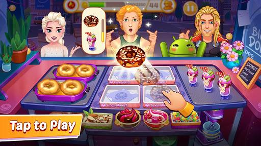 Crazy Cooking - Restaurant Fever Cooking Games apkdebit screenshots 2