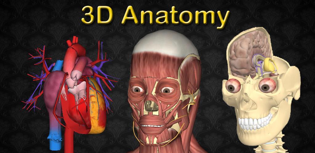 3D Anatomy 3 5 0 Apk Download - com hssn anatomy3d APK free