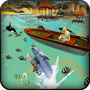 Game Real Fishing Hook Boat Mania APK for Kindle