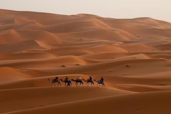 Le dune rosse di edo.vigoni
