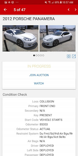 IAA Buyer Salvage Auctions  screenshots 7
