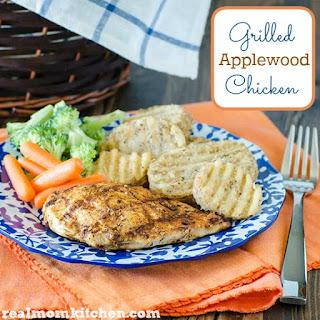 Grilled Applewood Chicken