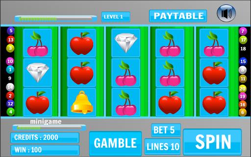 小遊戲賭場 - 老虎機