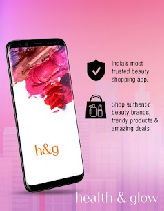 Download Health & Glow – Online Beauty Shopping App for Android 1