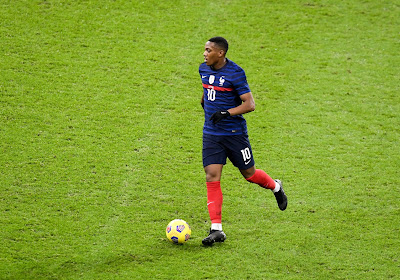 Anthony Martial est défendu par son capitaine