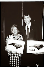 Photo: Sylvia Lewis and Bob Etheridge
