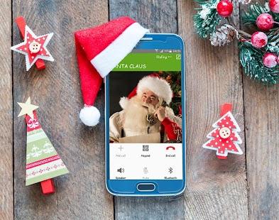 Santa Claus Video Call & Real Santa Video Call - náhled