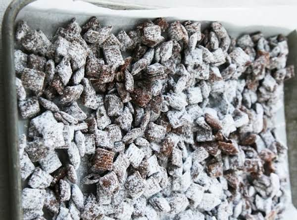 Trash Bag Candy Aka Puppy Chow Recipe