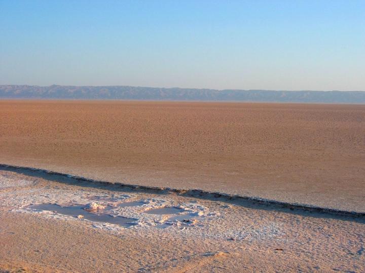 Il lago salato di victor76