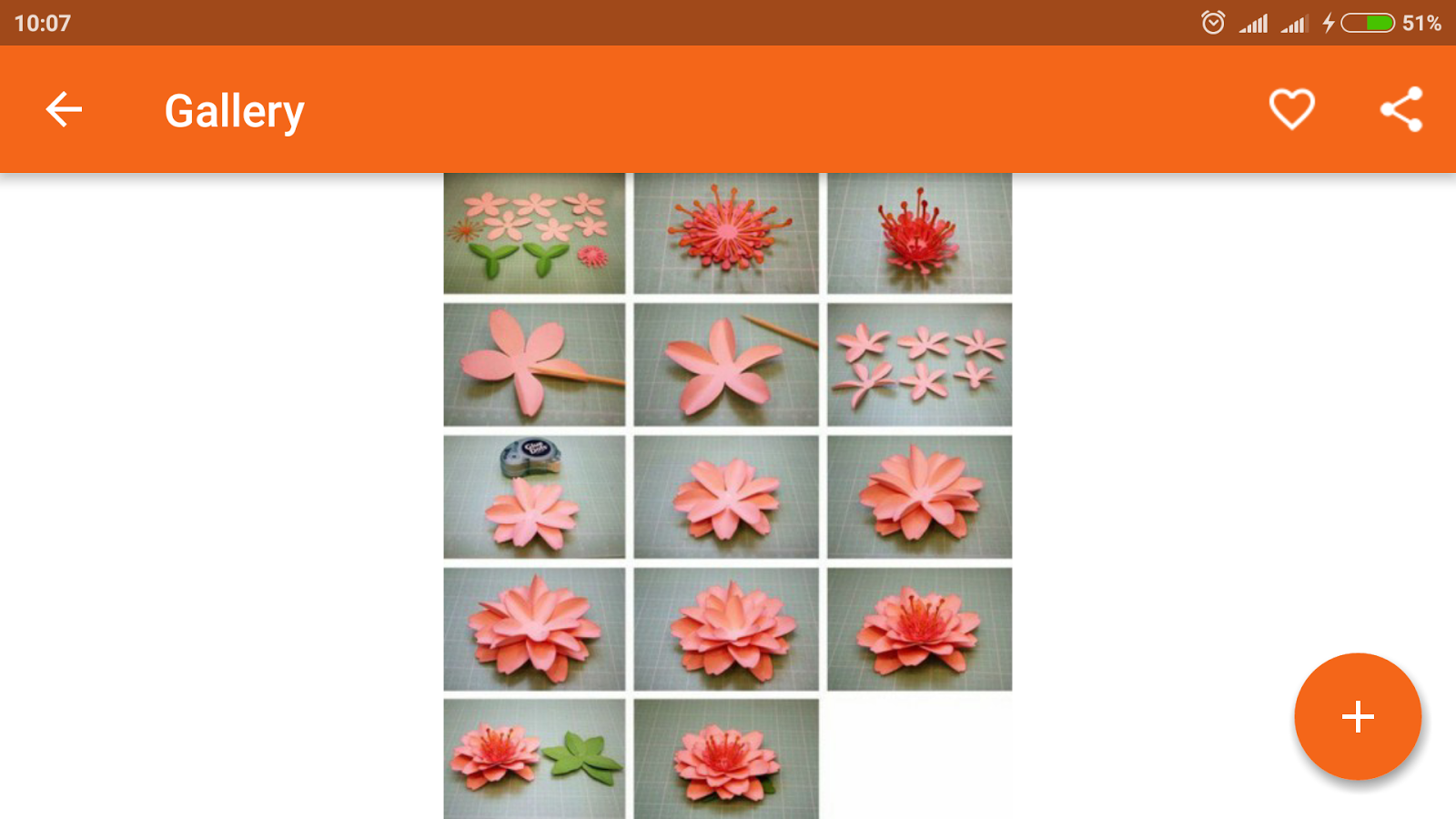 Origami flowers instruction android apps on google play origami flowers instruction screenshot jeuxipadfo Choice Image