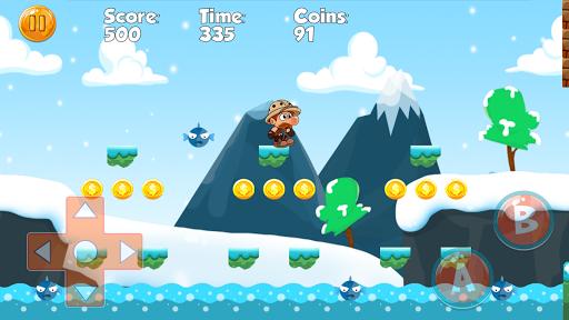 Deno's World - Jungle Adventure 3.1.0 screenshots 7