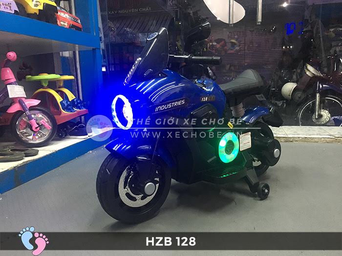Xe máy điện cho bé HZB-128 GT 4