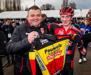 Belgische beloftenkampioen volgend jaar prof bij Pauwels Sauzen-Bingoal
