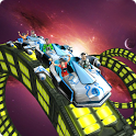 Roller Coaster Simulator Space icon