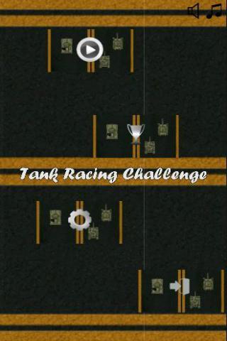 Tank Racing Challenge