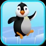 Racing Run Penguin Adventure