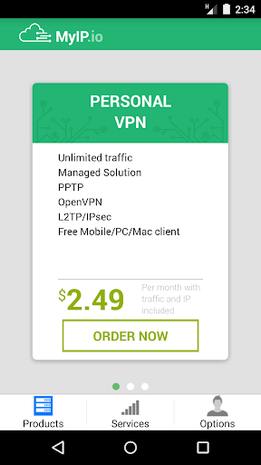 免費下載通訊APP|MyIP.io Your Personal VPN / IP app開箱文|APP開箱王