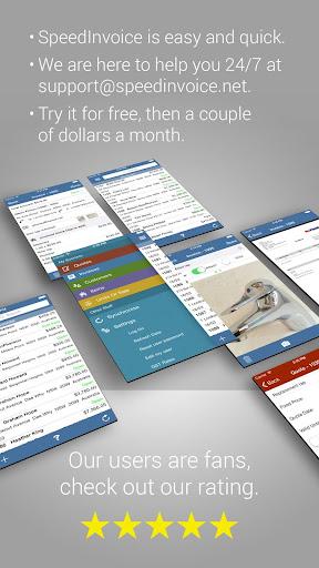 Invoice Maker u2013 estimate, invoices and receipt app 4.3.11 Screenshots 6