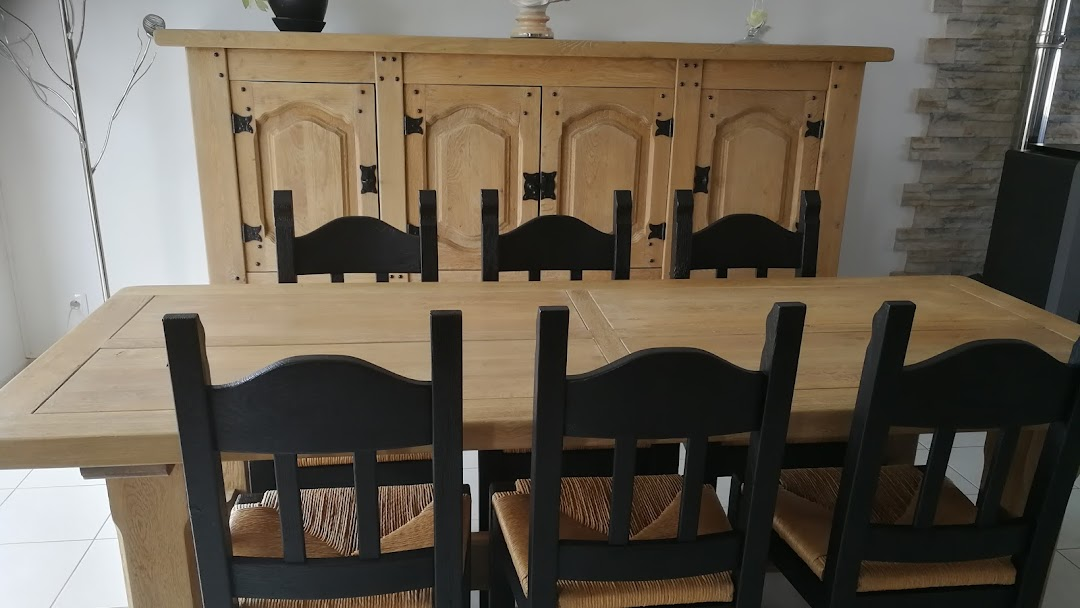 Les Pinceaux De Steph Relooking De Meubles Salle A Manger