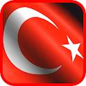 Türkiye bayrağı canlı duvar kağıdı icon