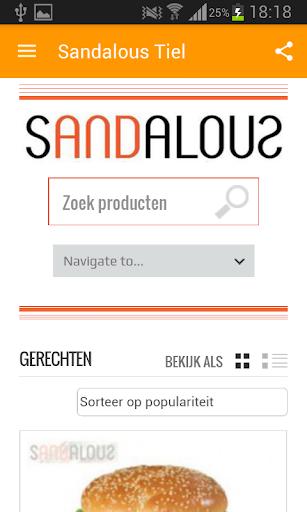 Sandalous Tiel