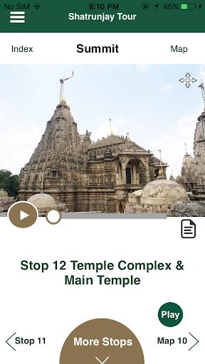Palitana Shatrunjay Tour Guide screenshot 2