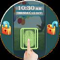 Fingerprint Screen Lock Prank icon