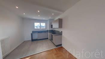 Appartement 3 pièces 57,02 m2