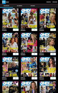 QMD Revista- screenshot thumbnail
