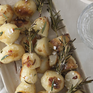 Roasted New Potatoes with Rosemary and Chilies