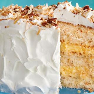 Coconut-Pecan Layer Cake Recipe
