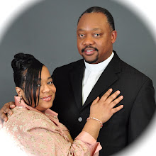 Photo: Sr. Pastor Anthony and (Assistant) Pastor Lisa